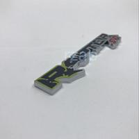 Car Styling Raptor SVT Emblème automatique du coffre arrière du couvercle Badge Pour Ford Fiesta F150 Kuga Ranger Galaxy 3D Sticker Métal