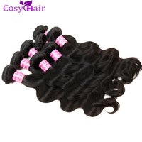 Mink Brazilian Virgin Hair 6 Bundles Wholesale Human Wefts D...