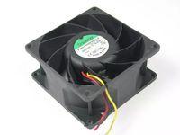 SUNON PMD2408PMB1-A, (2) .F.GN Servidor Ventilador de refrigeração quadrado