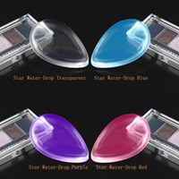 TM- SP005 NEW Transparent silicone face foundation tool jelly...
