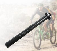 Mountain Bike Road Seatpost Seat Tube 3K Carbon Seatpost mtb...