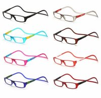 Fashion Folding Magnets magnifying reading glasses magnetic ...