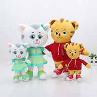 Daniel Tiger' s Neighborhood Katerina cat plush toys Tig...