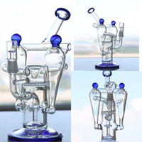 Real Images Glass Bong With 14mm Joint Ash Catcher Smoking B...