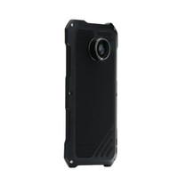 3 Ayrı Kamera Lens Kit ile Samsung S7 Telefon Case Ekran Koruyucu Darbeye Su geçirmez Yüksek Etkili Alüminyum Alaşım Kılıf için