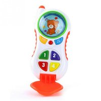 baby toys with sound and light   Child music phone   Learnin...