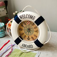 The Mediterranean Home Furnishing Home Furnishing Lifebuoy J...