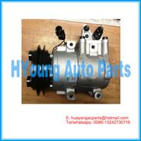 Kia Bongo 3 için HS-15 araba ac kompresör 2-4WD 2004-2012 97701-4e500 97701-4B201 F500-QCVBA-02 F500-BC3BA-03 QCVBA-10 BC3BA-03