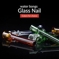 18mm 14mm male glass nail nails Glass Bowls for oil rigs bon...