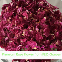Top Fashion Real Flower Tea Fioritura Rose Tea Pink Keep Dry Premium Petalo di rosa Fiore naturale 500g Yunnan essiccato Safe Safe Drink