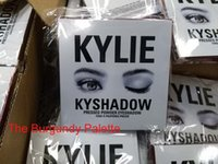2017 Kylie edition Kyshadow eye shadow Kit palette and the b...