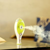 electric hand fan with water spray. new portable hand held cooling cool water spray misting fan cover mist travel beach summer mini electric fans spraying with r