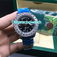 The New AAA big diamond watch brand automatic mechanical men...