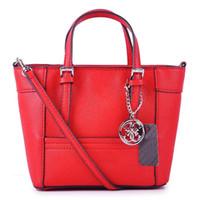 Wholesale black crosses online - new arrival fashion women shoulder bag  Delaney Cross pattern Petite Tote c899bc89c5