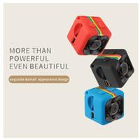 Mini DV SQ11 HD 1080P 720P DV enregistreur vidéo vocal infrarouge vision nocturne numérique caméscope numérique