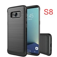 Cell phone cases for Samsung galaxy S8 S8 plus shockproof so...