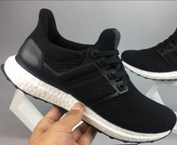 Newest arrive 2018 knit extra soft Ultra Boost Running Shoes...