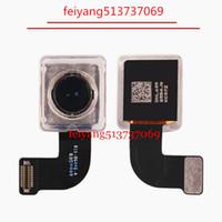 كاميرا 1pcs جديد الأصلي مرة أخرى الخلفي لفون 7 7G 4.7 بوصة كبير كاميرا وحدة الكابلات المرنة الشريط استبدال الجزء إصلاح