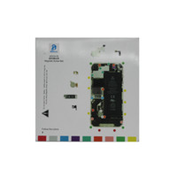 Stuoia a vite magnetica per iPhone X 8 7 6S 6 Plus Apertura strumento di riparazione GUID