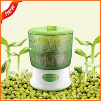 Bean Sprout Machine 220V Intelligence Home Use Large Capacit...