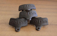 100pcs Wall Mounted Vintage Antique Bottle Beer Opener Hangi...