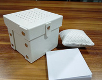 New Watch Boxes White Cases Table box Watches Accessories To...