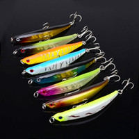 8- color 9cm 11g Minnow Plastic Hard Baits & Lures Fishing Ho...