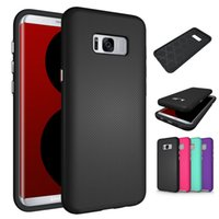 Hybrid Dual Layer Armor Case Cover for Samsung Galaxy S5 S6 ...
