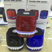 T- 2306A Angel Pattern Mini Protable Bluetooth Wireless Speak...
