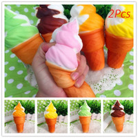 Ice Cream Simulation Super Slow Rising Bread Kid Decompressi...