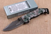 quality Cold steel DA89 folding knives 440C blade steel hand...