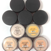 Nuovi HOT sciolto in polvere 13 colori 8g C10 fair / 8g N10 abbastanza leggero / 8g medio C25 / 8g medio beige N20 / 9g minerale velo DHL