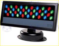 36 * 3 W RGB LEVOU Arruela Da Parede À Prova D 'Água Holofote RGB Stage Lamp Luz Ao Ar Livre LEVOU Par lâmpada LED Wash Luz Efeito Luz IP65