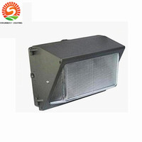 AC110- 277V IP68 100W 120W Led Wall Pack Light Lamp outdoor l...