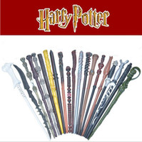 Newest 25 Designs Harry Potter Magic Wand Lord Resin Wand Ma...