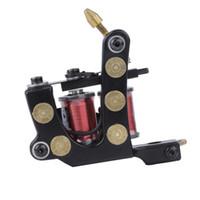 Nouveau Tatouage Machine À La Main Taty Gun Gun 10 Wraps Fournitures