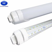 R17D Led Tubes Light 4ft 5ft 6ft 8ft Cooler Door V- Shaped 27...