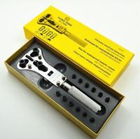 Инструмент для ремонта часов Водонепроницаемый винтовой корпус Задний нож для снятия гаечного ключа