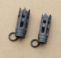 En gros 223 308 acier Frein de bouche 1 / 2-28 5 / 8-24 rondelle d'écrasement sans fil