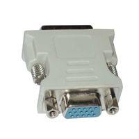 Manlig DVI 24 + 1 till Kvinna Monitor VGA Converter Video Adapter Advertera för PC HD TV Gratis DHL FedEx