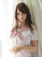 Muñeca del amor real muñecas japonesas del sexo del maniquí tamaño de la vida muñecas sexuales de silicona vagina realista volar muñeca juguetes sexuales realistas para hombres
