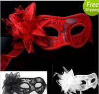 On Sale Handmade Lace Leather Mardi Gras Mask On Sale Handma...