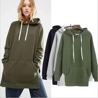 Hoodies Casual Jackets Loose Coats Mulheres Luva longa Sweatshirts Algodão Moda Pullover Hot Jumper Sports Outwear New Tops Casacos B3089