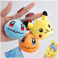The Japanese Anime Pokémon Pocket Monsters Charmander Squirt...