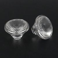 20mm CREE XML XML2 5050 LED Lens T5/T6/U2/U3 Lenses 20 38 60 Degree Bead surface led lens