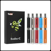 Yocan Evolve- C Kit Evolve C 2 Kind of Atomizer Oil Wax Pen v...