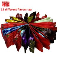 C- WL055 Promotion 15 Different flavors Tea Chinese Oolong\Pu...
