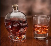 Skull Drinking Glasses Vodka Whiskey Shot Creative Style Dri...