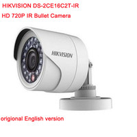 Hikvision Original English Version DS- 2CE16C2T- IR HD720P IR ...