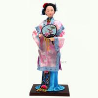 Tang Fang Tang bambola di seta autentici mestieri regali aziendali di affari esteri Arredamento Per La Casa decorazione Opera di Pechino Li Wan
